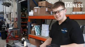 Teen Lands Dream Job After Offering To Work For Free During Furlough