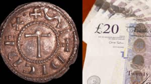 Man Finds Viking Penny Worth £15,000