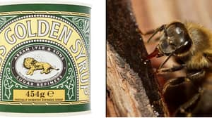 Lyle's Golden Syrup Lovers Are Horrified To Notice 'Dark' Detail On Tin