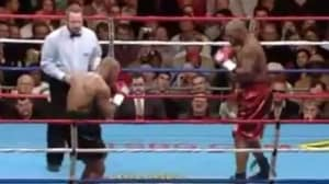 Looking Back At Mike Tyson's 49th Second Knockout Against Clifford Etienne