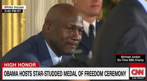 It Has Happened Again: Crying MJ Part Two