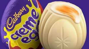 You Can Earn £45 An Hour As A White Chocolate Creme Egg Hunter