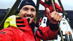 Olympic Rower Shares Gruesome Photo Of His Hands After 1,000km Row