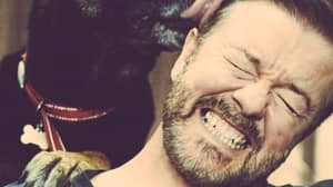 Ricky Gervais Lobbies For Ban On Animal Testing In UK