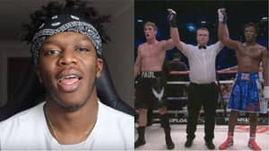 KSI Responds To Fight With Logan Paul, Saying Draw Verdict Was 'Bulls***'