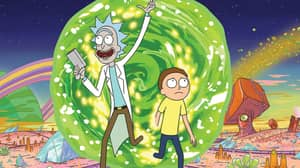 'Rick And Morty' Wins 2018 Emmy For Outstanding Animated Program