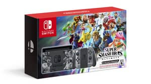 Super Smash Bros. Ultimate Switch Bundle And More Announced By Nintendo
