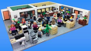 Lego Is Releasing A Set Based On US Version Of The Office