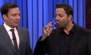 David Blaine Shocks Jimmy Fallon With This Bizarre Magic Trick