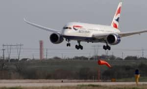 British Airways Flight 'Struck By Drone' As It Lands At Heathrow