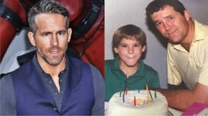 Ryan Reynolds Shares Hilarious Message From Late Father In Throwback Birthday Post