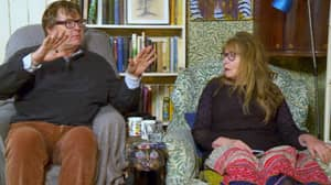 Fans Love Gogglebox's Giles And Mary Throwback Photo