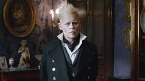 Johnny Depp Will Receive Full Salary For Fantastic Beasts Despite Only Filming One Scene