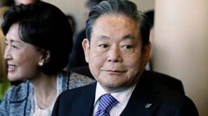 Samsung Chairman Lee Kun-Hee Dies Aged 78