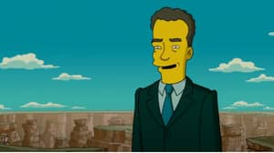 Fans Think The Simpsons Predicted Tom Hanks Hosting Biden's Inauguration Special