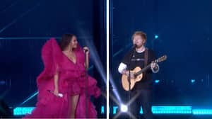 Ed Sheeran And Beyoncé's Outfits Divide Opinion On Gender Standards