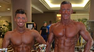 Bodybuilding Dad And His Son Are So Hench They Get Mistaken For Brothers