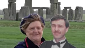Melbourne Woman Who Lost Her Husband To Cancer Is Taking A Cut Out Of Him Around The World