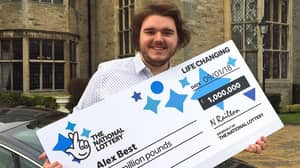 EuroMillions: 21-Year-Old From County Durham Wins £1m On National Lottery