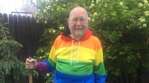 90-Year-Old Man Comes Out as Gay After Decades of 'Keeping Secret'