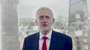Jeremy Corbyn Posts Video To Social Media Channels Following General Election