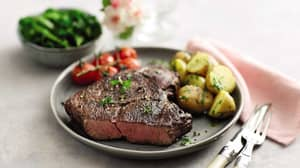 Aldi's 16oz 'Mother Of All Steaks' Is Coming To Stores Tomorrow