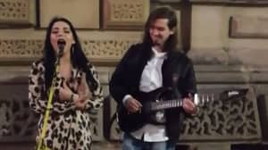 Singer Who Surprised Leeds Busker With Incredible Voice Reveals What Really Happened