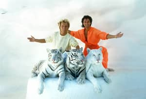 Tiger King Creators Reportedly Working On Follow-Up About Siegfried And Roy