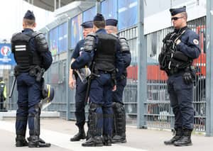 Security Forces Conduct Controlled Explosion At Stade de France Ahead Of Euro 2016 Quarter Final