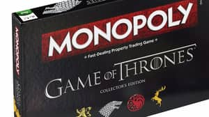 There's A 'Game Of Thrones' Monopoly On Sale Right Now