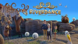 Pierce Brosnan, Brendan Gleeson and Mrs. Doyle Lead 'Riverdance' Film Out This Month