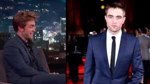 Robert Pattinson Clears Up The 'Masturbating A Dog' Situation