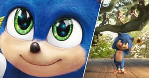 Baby Sonic Might Be The Most Adorable Thing I've Ever Seen