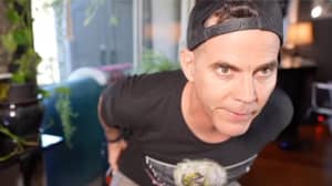 Steve-O Inserts His Own Hot Sauce In Anus With Help From Fiancee