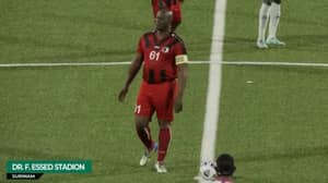 60-Year-Old Vice President Of Suriname Decided To Play Football Match For Club He Owns