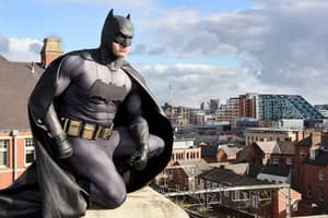 The Batman Ridding The UK Of 'Killer Clowns' Speaks Out