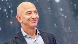 Amazon Founder Jeff Bezos' Wealth Hits New High Of $172 Billion