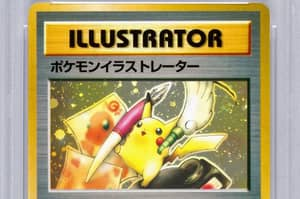 Most Expensive Pokémon Card Ever Sells For Eye-Watering Amount