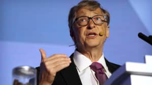 Bill Gates Takes To The Stage With A Jar Full Of 'Poo'