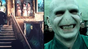 There's A Painting Of Lord Voldermort Dancing In 'The Prisoner Of Azkaban' That Loads Of People Missed
