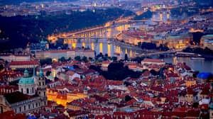 Prague Has Been Voted The Most Beautiful City In The World