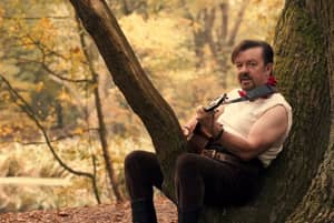 Ricky Gervais Unveils David Brent's Brand New Single And Video