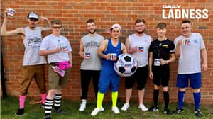 Lad Has Sports Direct-Themed Birthday Party At Local Pub