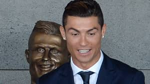 Remember The Cristiano Ronaldo Statue? Well, Now There's A New One