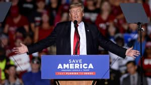 Donald Trump Claims There's No Free Speech In America During Rally In Front Of Thousands