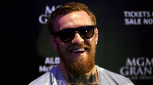 'Notorious' Conor McGregor Smashes Record On Punchbag Machine
