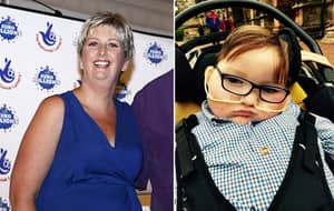 £148Million Lotto Winner Buys Disabled Boy's Family A New House