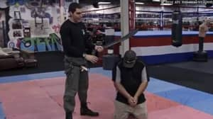 Gun Activist Threatening To Sue Sacha Baron Cohen After Appearing On 'Who Is America?'