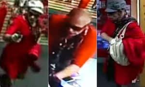 Man In Dress Robs A Liverpool Sex Shop At Gun Point