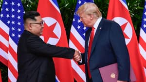 Kim Jong-un Speaks Out When Signing Historic Document With Donald Trump